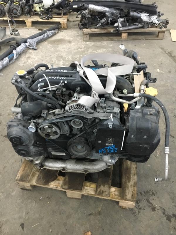 Двигатель Subaru Forester SH5 EJ205 2010 (б/у)