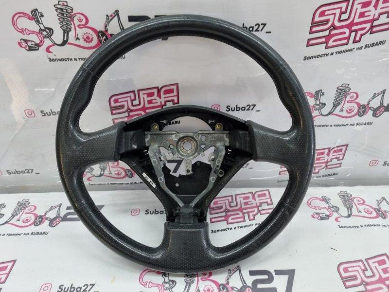 Руль Subaru Legacy BP5 EJ204 2003 (б/у)