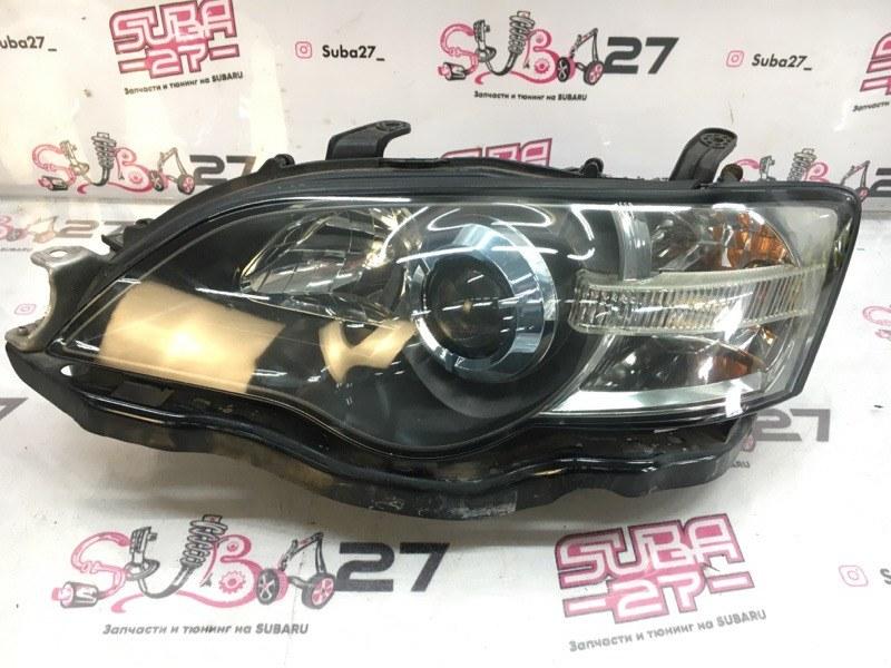 Фара Subaru Legacy BP5 EJ20X 2003 левая (б/у)