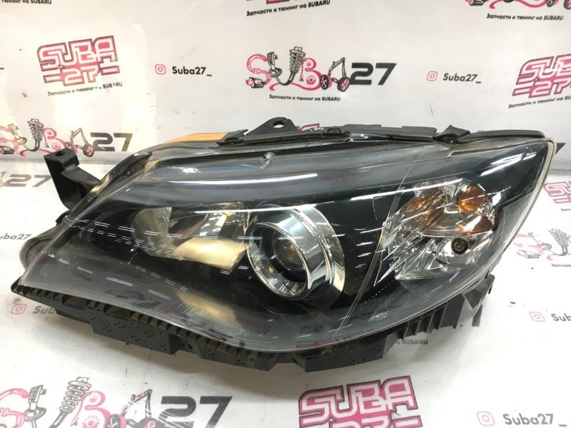 Фара Subaru Impreza GH8 EJ20X 2008 левая (б/у)
