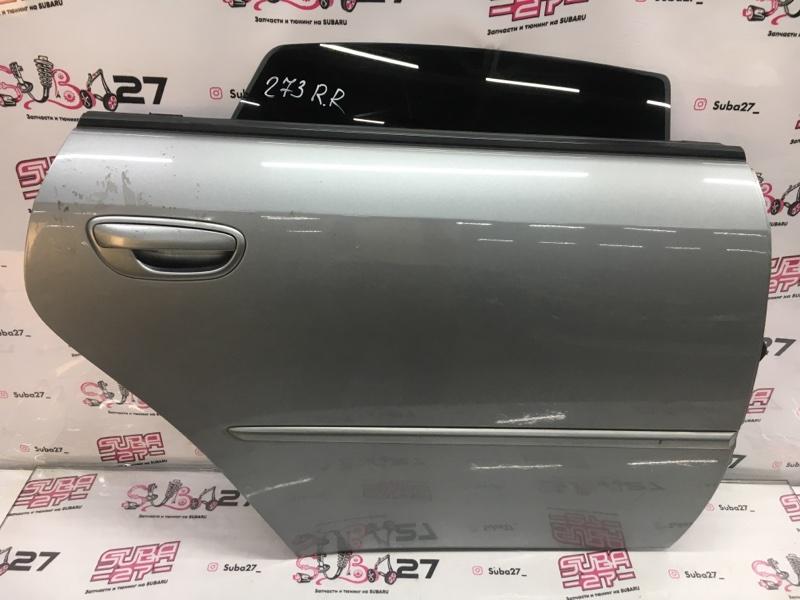 Дверь Subaru Legacy BL5 EJ204 2005 задняя правая (б/у)