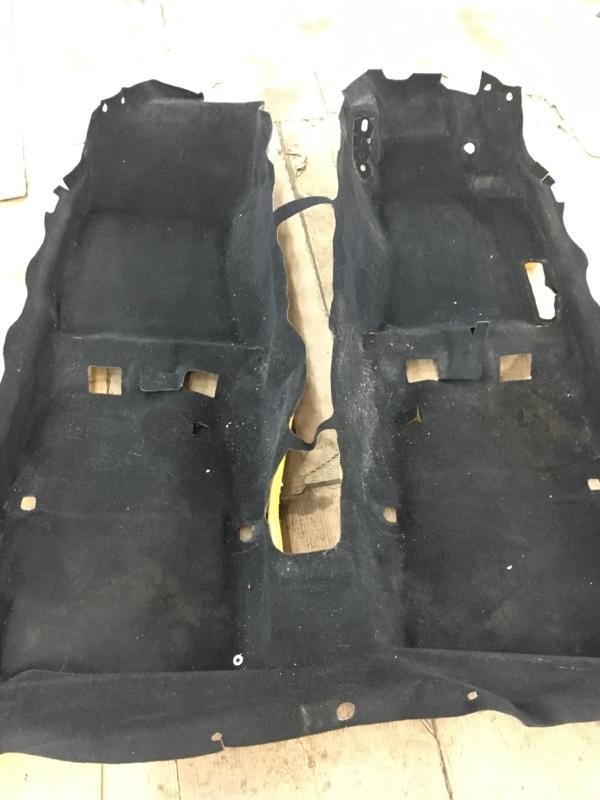 Ковер салона Subaru Impreza GH2 EL15 2011 (б/у)
