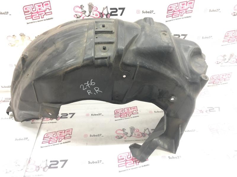 Подкрылок Subaru Impreza GH2 EL15 2011 задний правый (б/у)