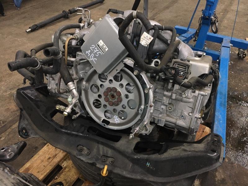 Двигатель Subaru Impreza GH2 EL15 2011 (б/у)