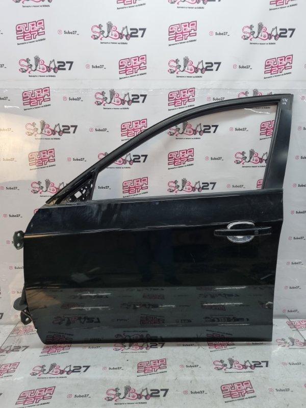 Дверь Subaru Impreza GH2 EL15 2011 передняя левая (б/у)