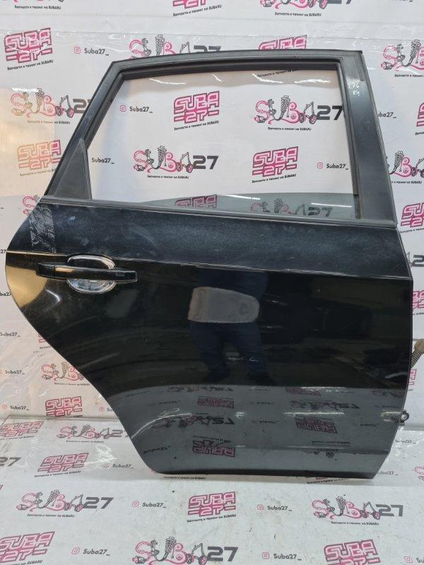 Дверь Subaru Impreza GH2 EL15 2011 задняя правая (б/у)