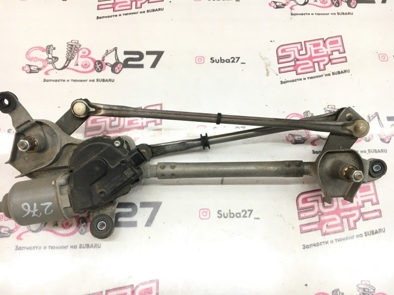 Трапеция дворников Subaru Impreza GH2 EL15 2011 (б/у)