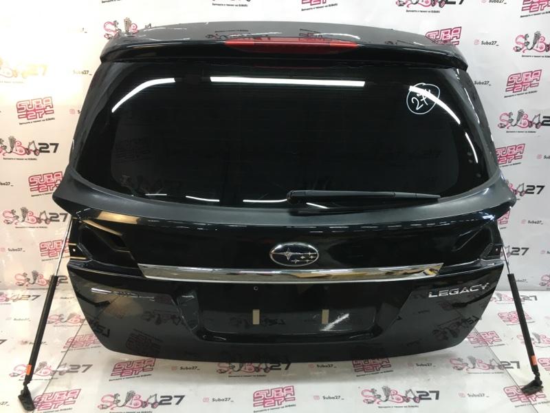 Дверь багажника Subaru Legacy BR9 EJ253 2010 (б/у)