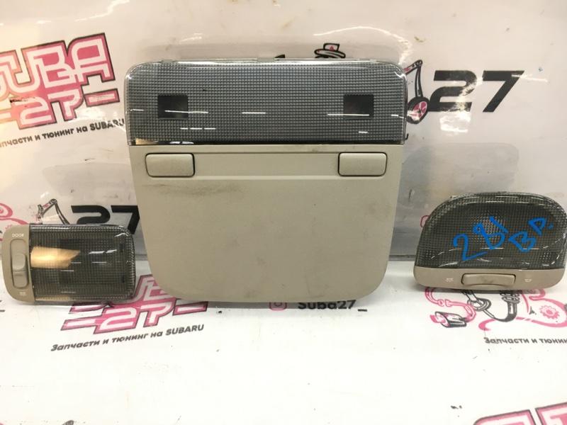Плафон салона Subaru Legacy BP5 EJ204 2003 (б/у)