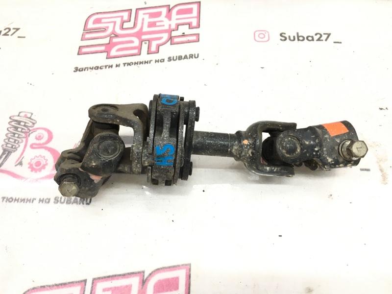 Рулевой карданчик Subaru Forester SH5 EJ205 2010 (б/у)