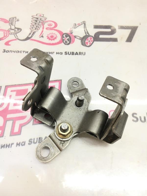 Крепление троса ручника Subaru Legacy BLE EZ30 2004 (б/у)