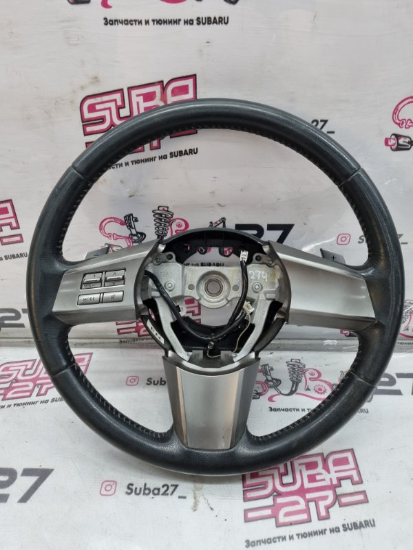 Руль Subaru Legacy BR9 EJ253 2010 (б/у)