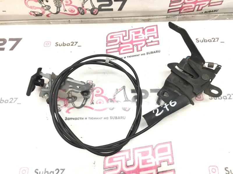 Трос капота Subaru Impreza GH2 EL15 2011 (б/у)