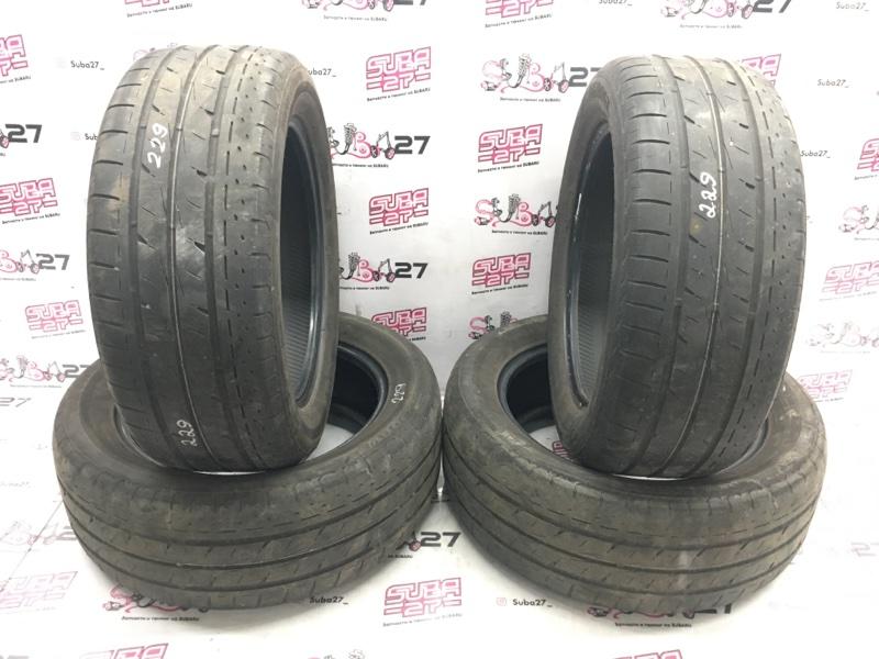 Комплект из 4-х шин R17 / 225 / 55 Bridgestone Ecopia EX20RV (б/у)