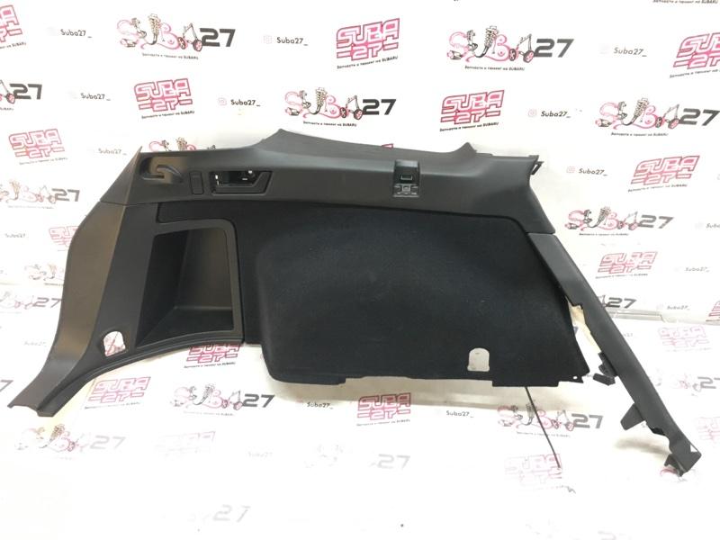 Пластик багажника Subaru Legacy BR9 EJ253 2010 левый (б/у)