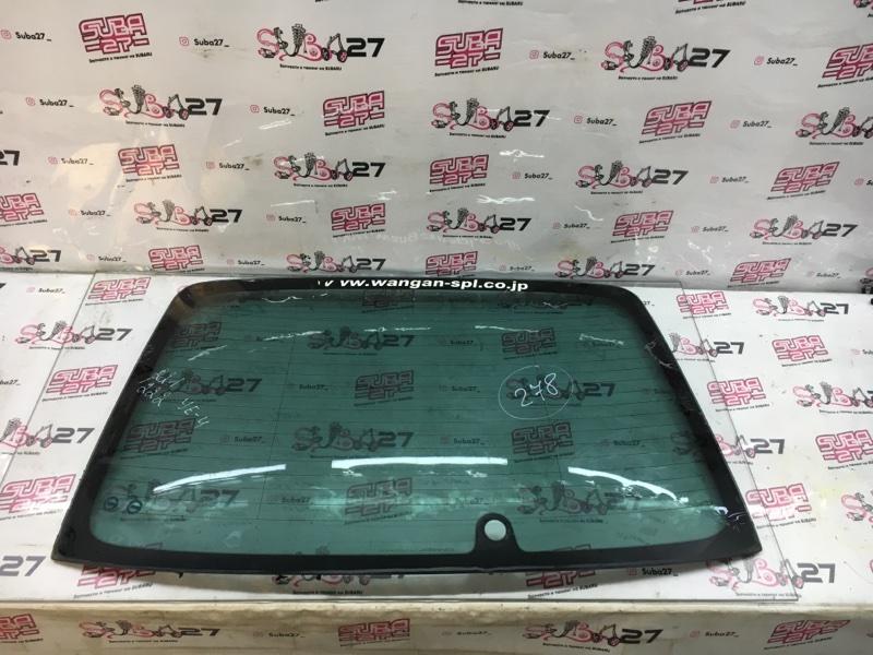 Стекло Subaru Legacy BL5 EJ20X 2003 заднее (б/у)