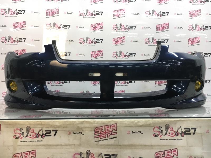 Бампер Subaru Legacy BL5 EJ20X 2003 передний (б/у)