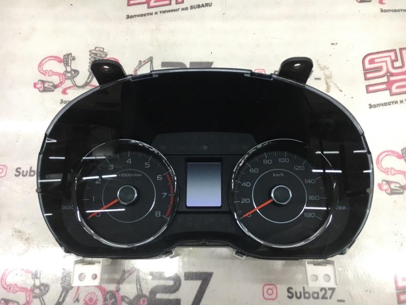 Спидометр Subaru Forester SJG FA20 2013 (б/у)