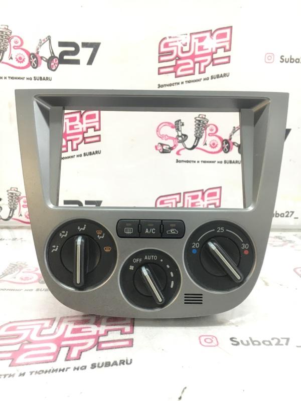 Рамка магнитолы Subaru Impreza GGA EJ205 2004 (б/у)