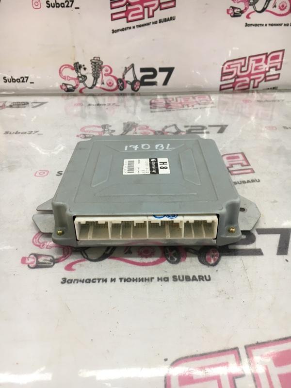 Блок управления двс Subaru Legacy BLE EZ30 2004 (б/у)