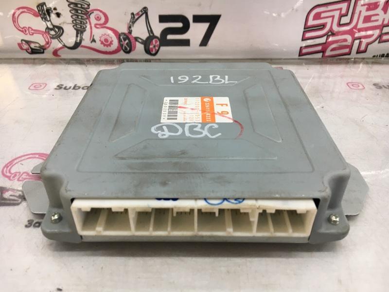 Блок управления двс Subaru Legacy BL5 EJ20Y 2005 (б/у)