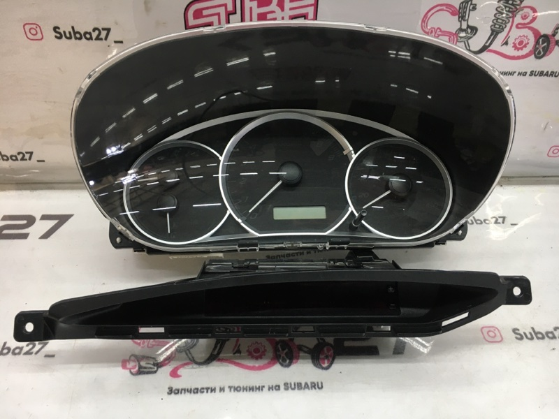 Спидометр Subaru Impreza GH8 EJ20X 2008 (б/у)