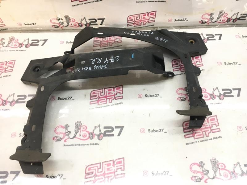 Защита бака Subaru Legacy BR9 EJ253 2010 (б/у)