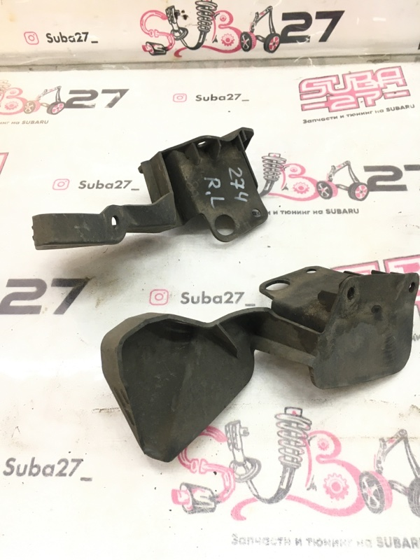 Брызговик Subaru Legacy BR9 EJ253 2010 задний (б/у)