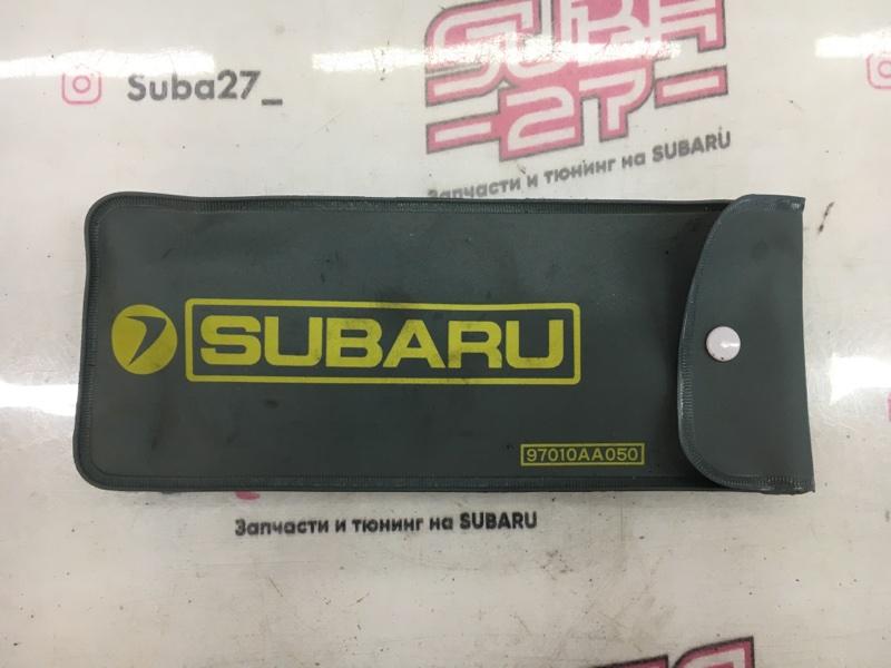 Набор ключей Subaru Impreza Wrx Sti GRB EJ207 2008 (б/у)