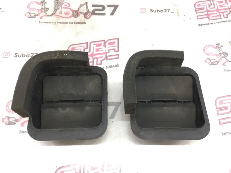 Воздуховод Subaru Impreza GH2 EL15 2011 задний (б/у)
