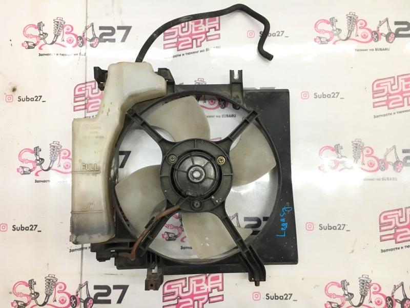 Вентилятор радиатора Subaru Legacy BL5 2003 левый (б/у)