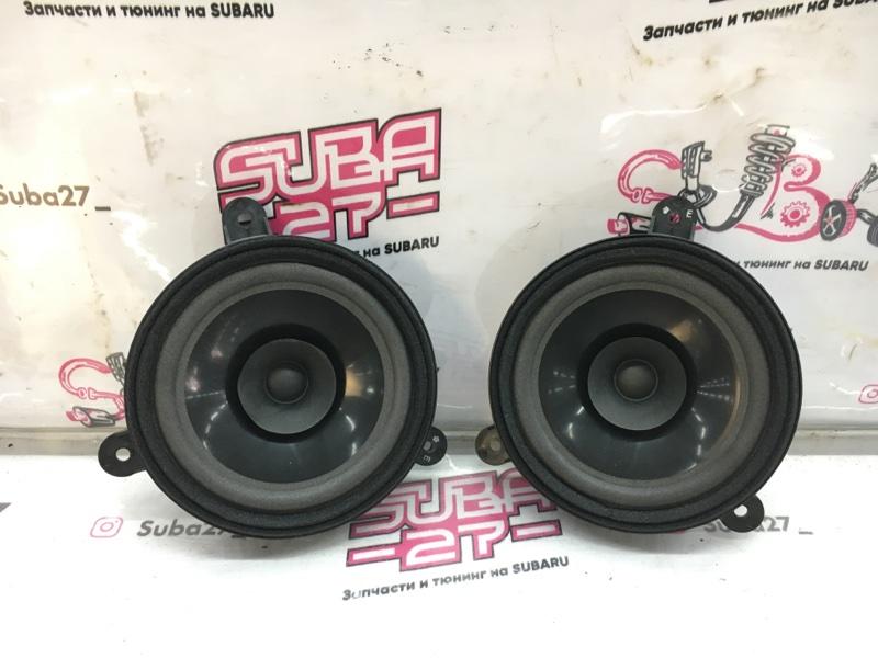 Мультимедиа акустика Subaru Legacy BR9 EJ253 2010 задняя (б/у)