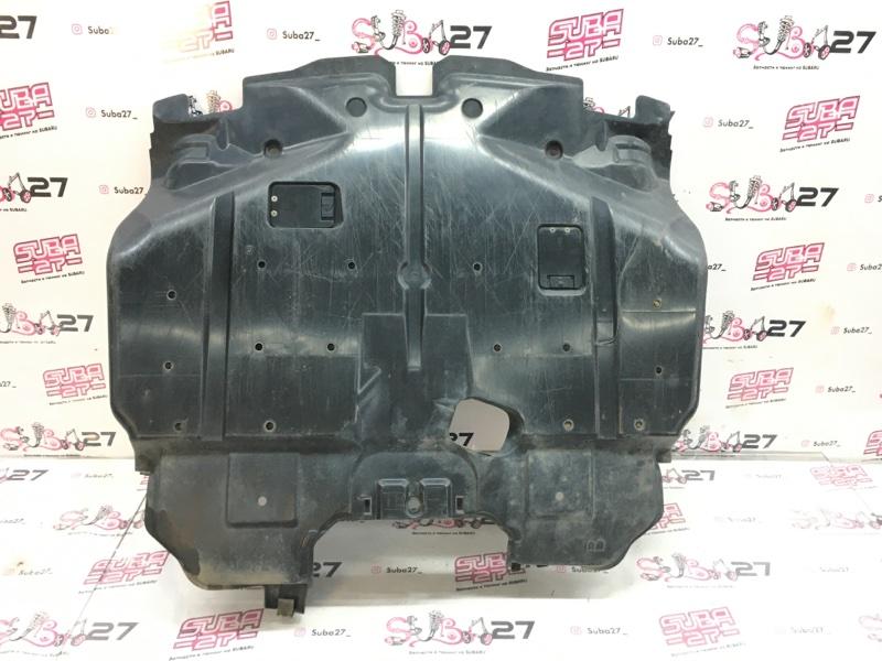 Защита двигателя Subaru Legacy BL5 EJ20X 2005 (б/у)
