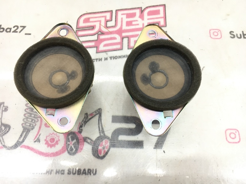 Мультимедиа акустика Subaru Forester SJG FA20 2013 (б/у)