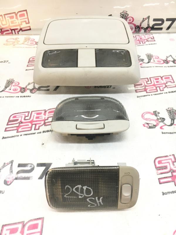 Плафон салона Subaru Forester SH5 EJ204 2008 (б/у)