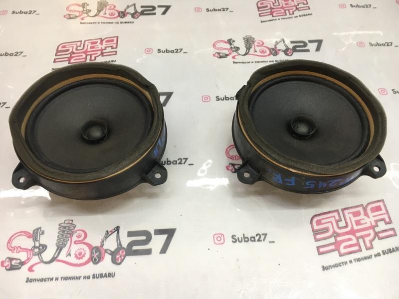 Мультимедиа акустика Subaru Outback BP9 EJ253 2008 (б/у)