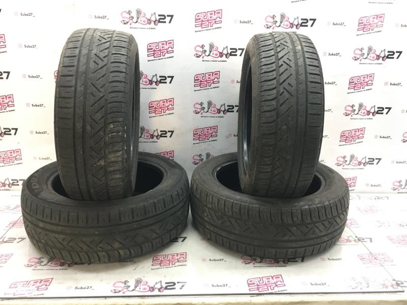 Комплект из 4-х шин R17 / 215 / 55 Pirelli Dragon (б/у)