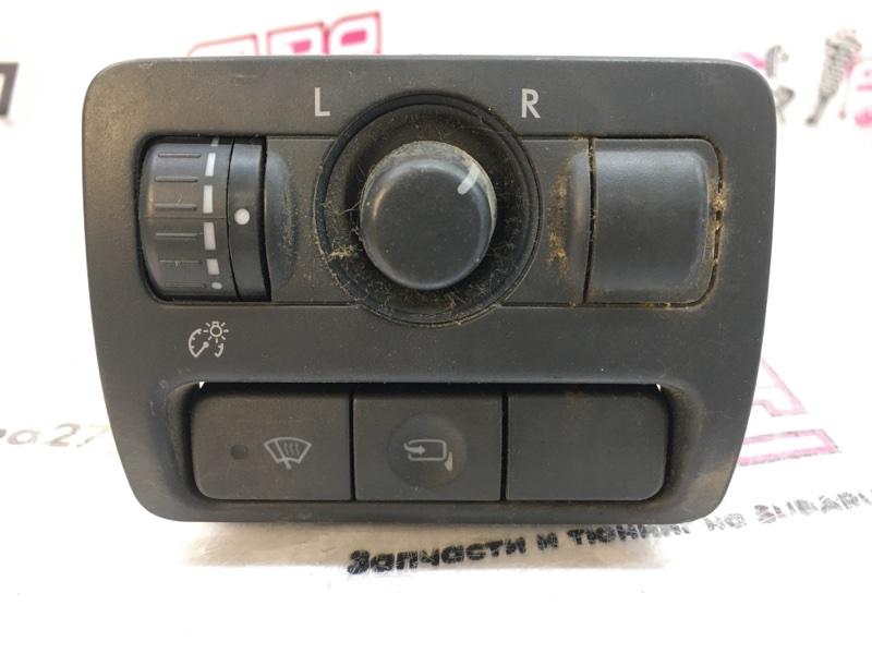 Блок управления зеркалами Subaru Legacy BL5 EJ20X 2004 (б/у)