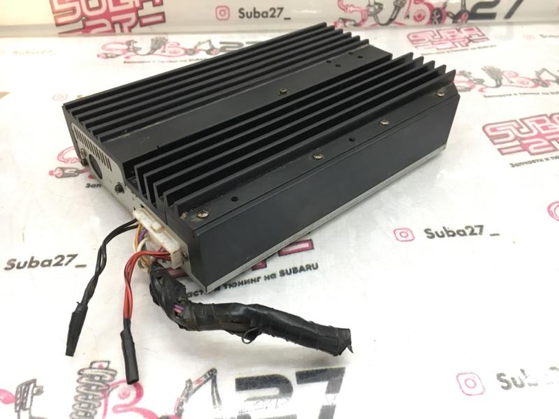 Мультимедиа акустика Subaru Legacy BP5 EJ20X 2007 (б/у)