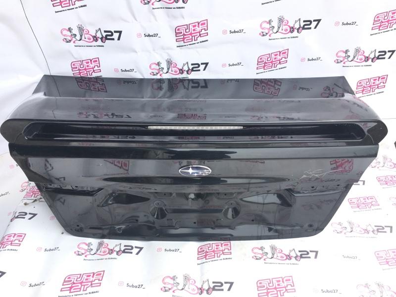 Крышка багажника Subaru Legacy BL5 EJ20Y 2005 (б/у)