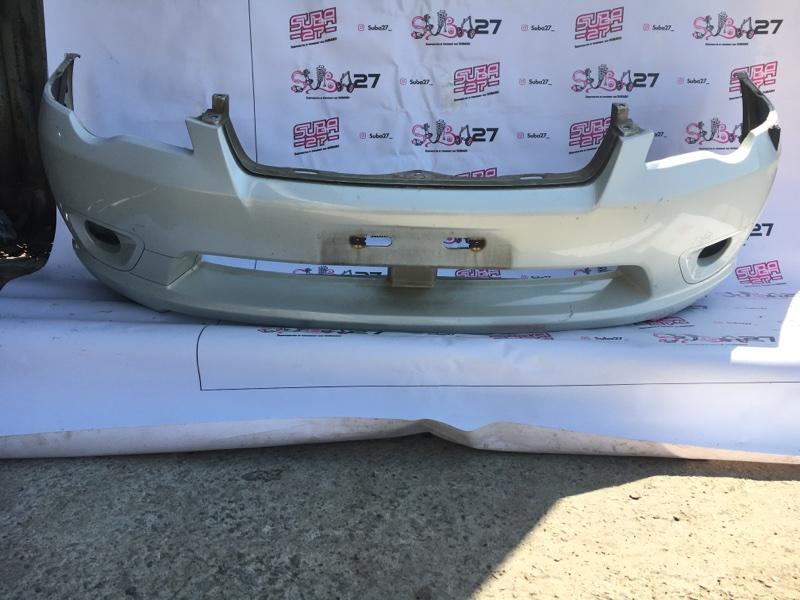 Бампер Subaru Legacy BL5 2004 передний (б/у)