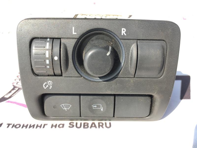 Блок складывания зеркал Subaru Outback BP9 EJ253 2007 (б/у)