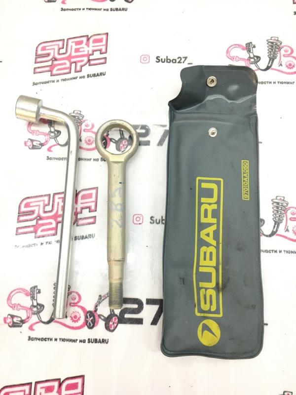 Набор ключей Subaru Impreza Wrx Sti GRF EJ257 2009 (б/у)