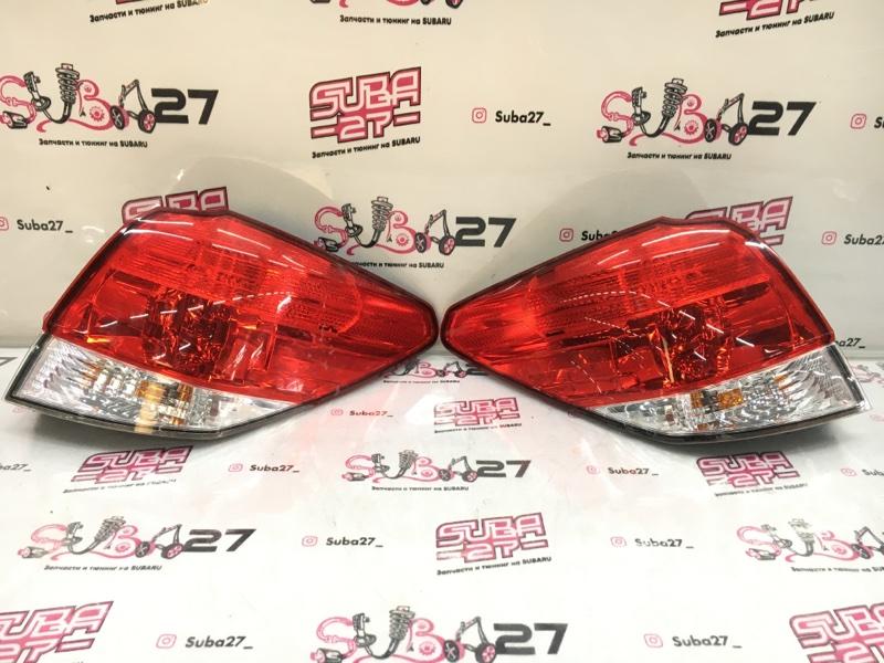 Стоп-сигнал Subaru Legacy BR9 EJ255 2012 (б/у)