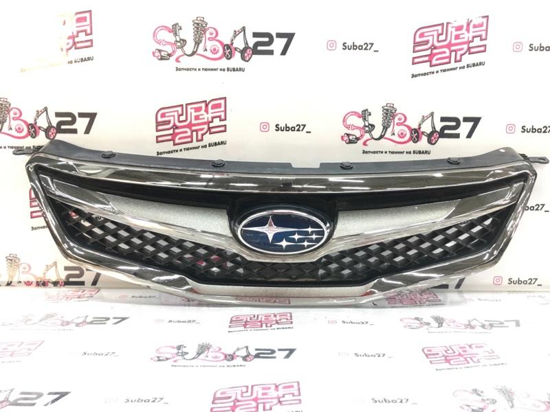 Решетка радиатора Subaru Legacy BR9 EJ255 2012 (б/у)