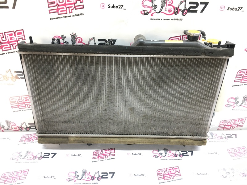 Радиатор двс Subaru Legacy BR9 EJ255 2012 (б/у)