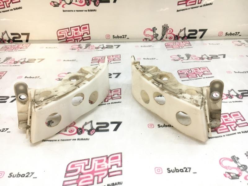 Крепление бампера Subaru Legacy BR9 EJ255 2012 заднее (б/у)