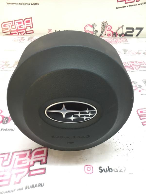 Аирбаг на руль Subaru Legacy BR9 EJ255 2012 (б/у)