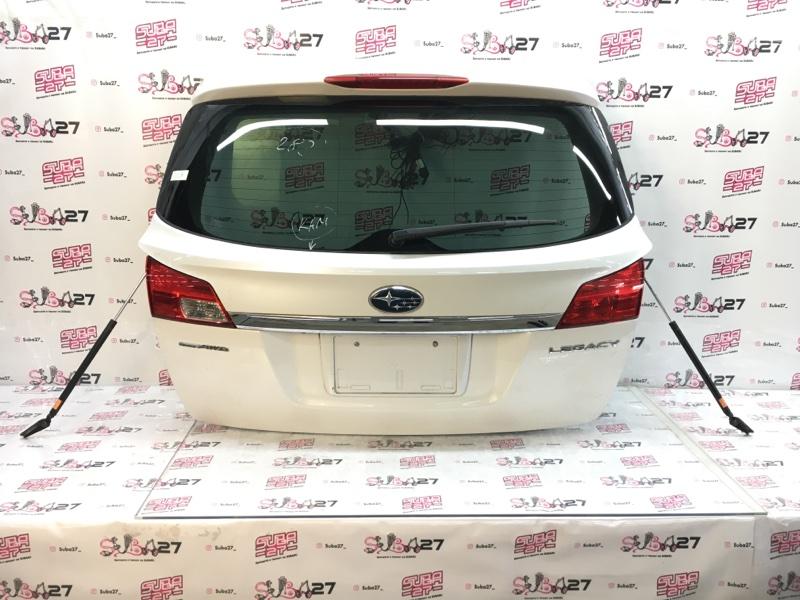 Дверь багажника Subaru Legacy BR9 EJ255 2012 (б/у)
