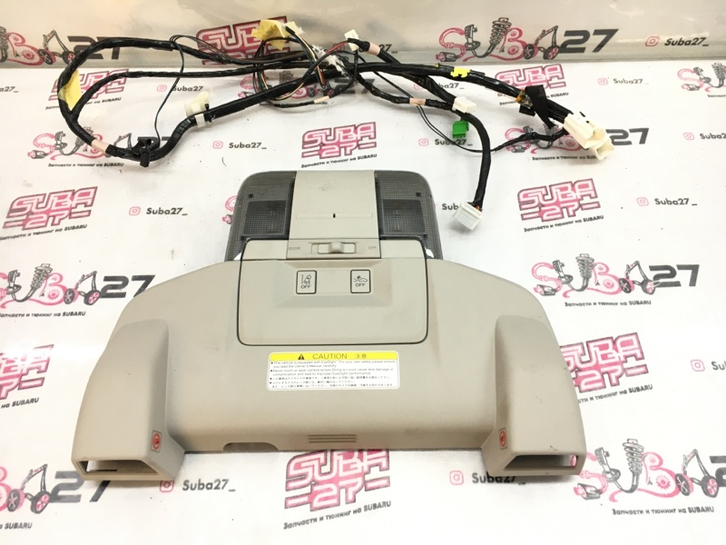 Плафон салона Subaru Legacy BR9 EJ255 2012 (б/у)